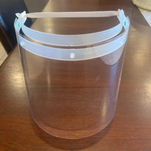 Protective Plastic Face Shield