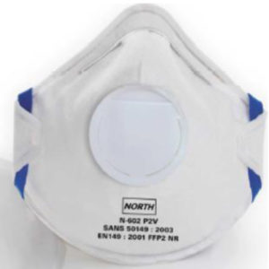 FFP2 Mask with respirator valve