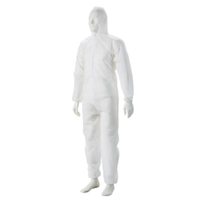 Disposable Lightweight economical polypropylene coverall